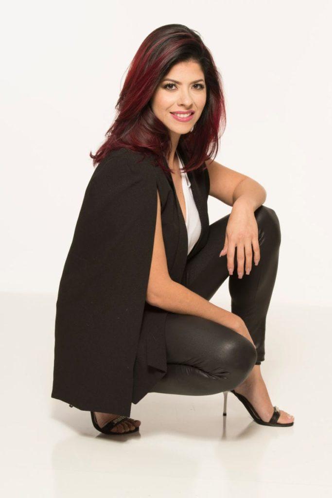 Beauty Blogger Portrait